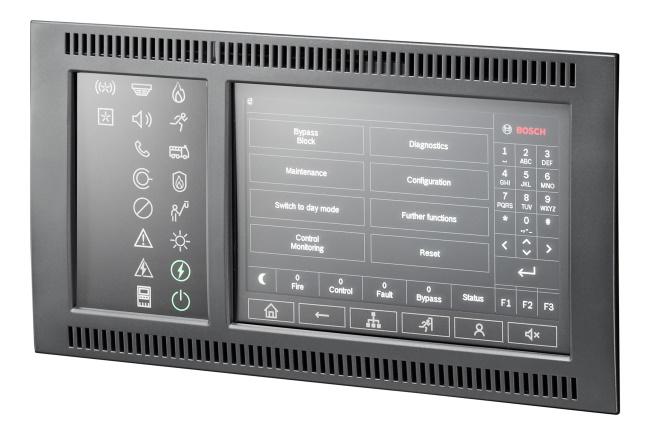 BOSCH FPE-8000-SPC