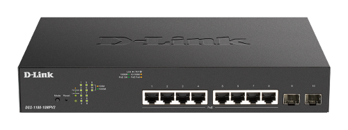 D-LINK DGS-1100-10MPV2