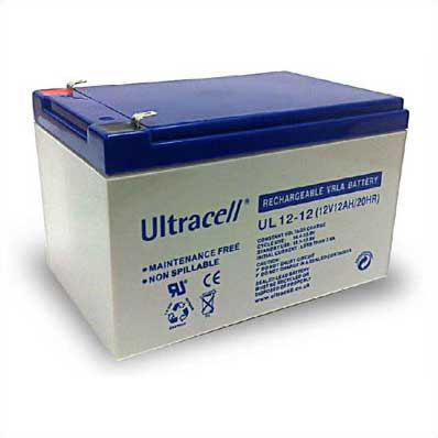 ULTRACELL UL12-12