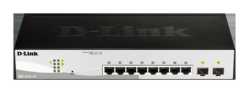 D-LINK DGS-1210-10P