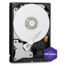 WD PURPLE 3 TB