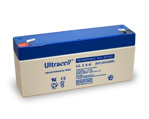 ULTRACELL UL3.4-6