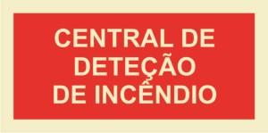 Central Det Incendio 200x100