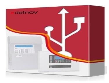 Novo software Detnov