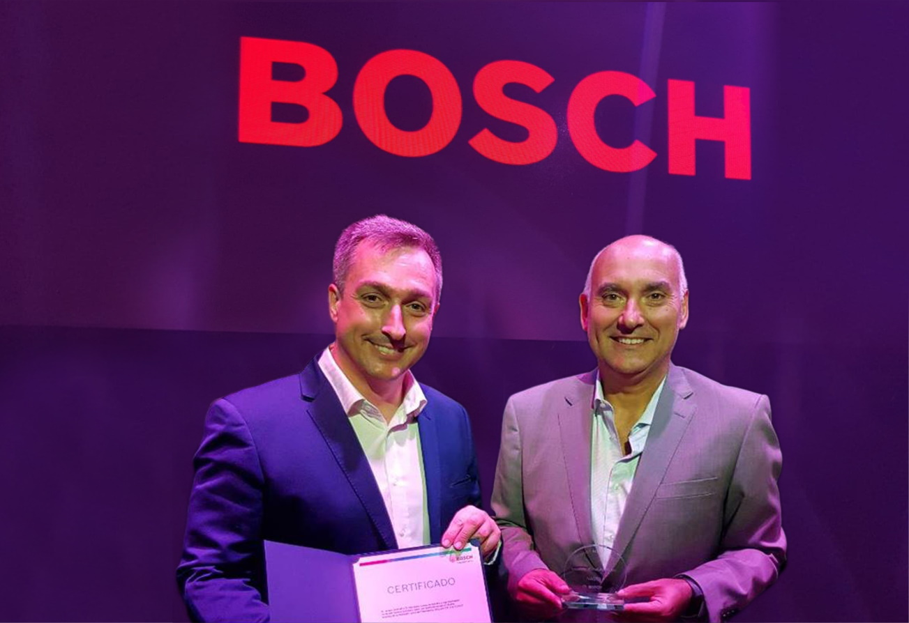A NAUTA esteve presente no BOSCH PRODUCT INTRODUCTION DAY em Madrid