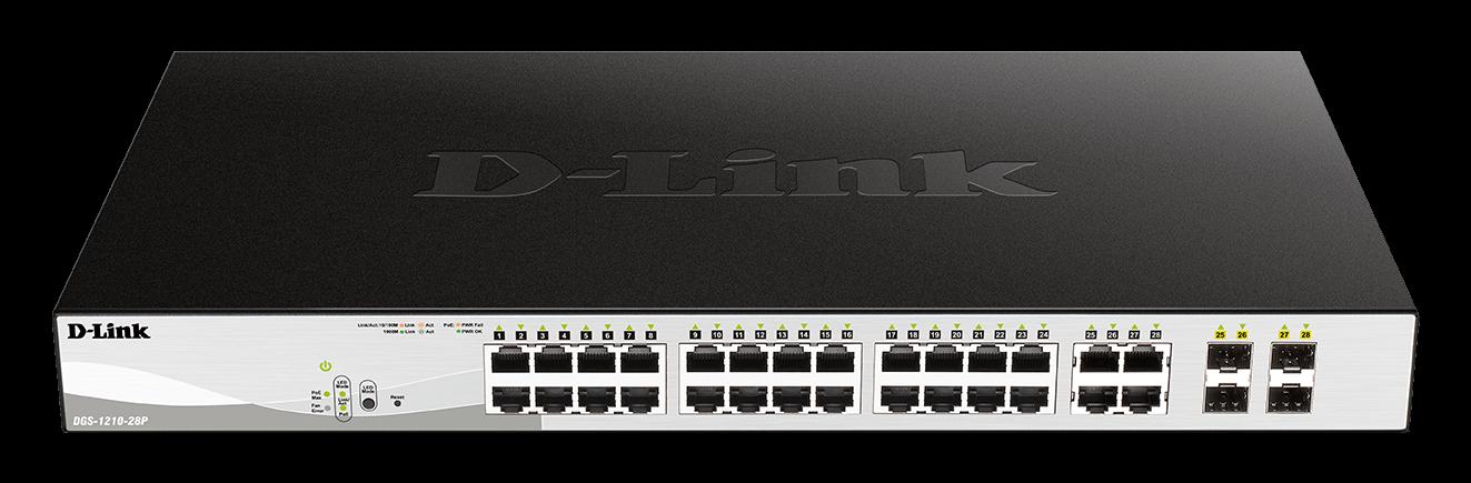 D-LINK DGS-1210-28MP