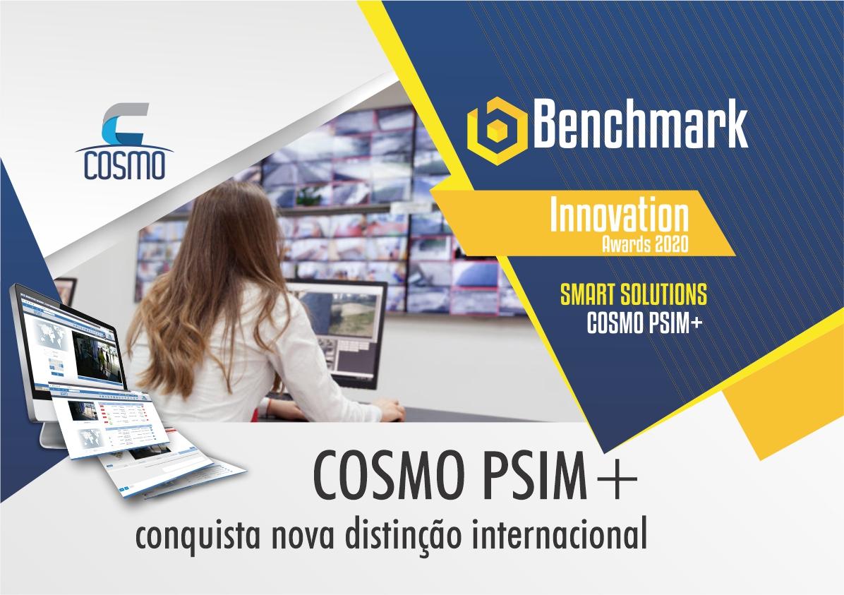 COSMO PSIM+ conquista nova distinção internacional
