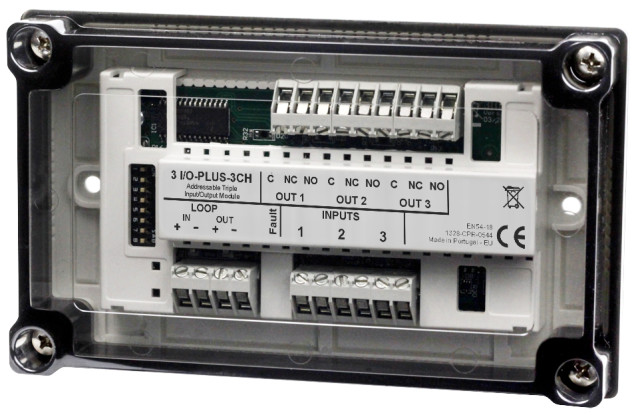 GFE 3 I/O PLUS - 1 CHANNEL