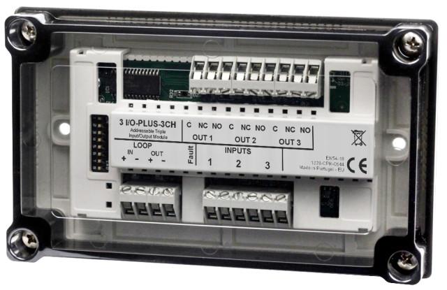GFE 3 I/O PLUS - 3 CHANNEL