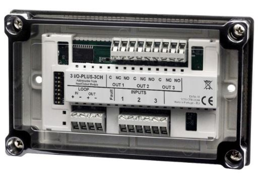 GFE 3 I/O PLUS - 2 CHANNEL