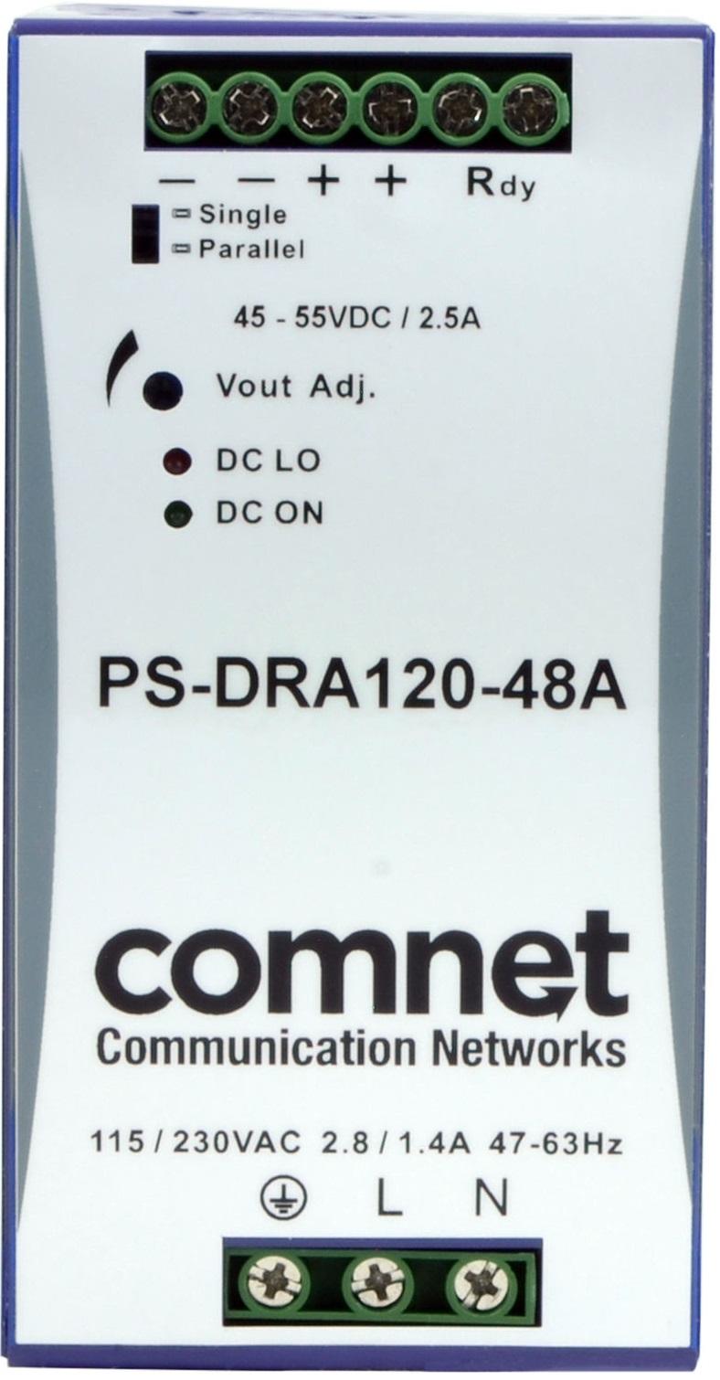 COMNET PS-DRA120-48A