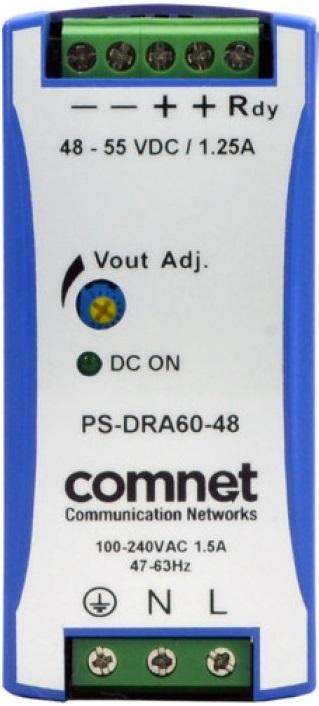 COMNET PS-DRA60-48A