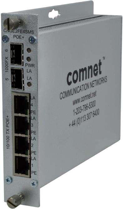COMNET CNGE2FE4SMS