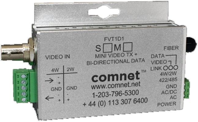 COMNET FVT1D1M1/M