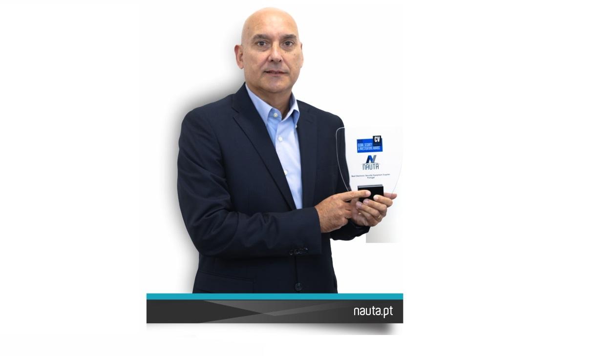 """Prémio Internacional """"Melhor Fornecedor de Equipamentos de Segurança Eletrónica"""""""