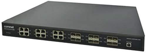 COMNET CNGE24FX12TX12MSPOE/48