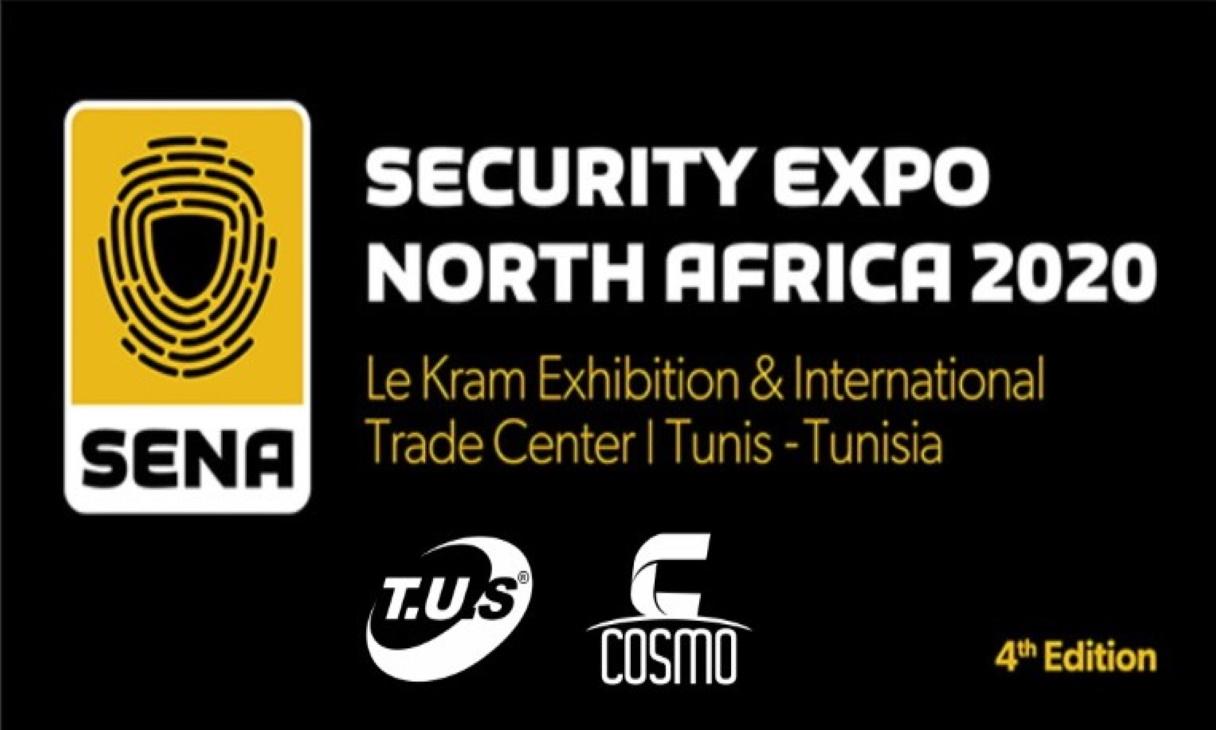 COSMO participa na SECURITY EXPO, maior feira de segurança do Norte de África