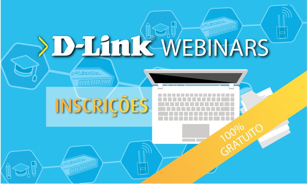 D-Link Webinars