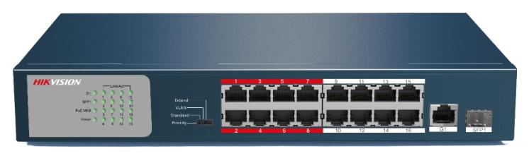 HIKVISION DS-3E0318P-E/M(B)