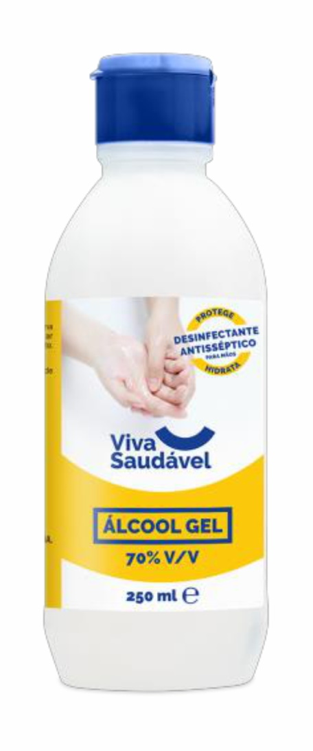 NAVIS ÁLCOOL GEL 250 ML
