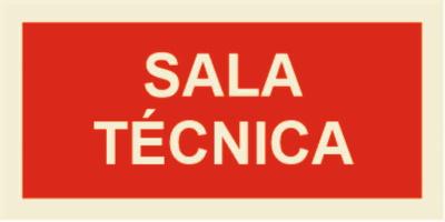 SALA TÉCNICA 200X100