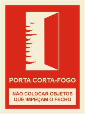 PORTA CORTA FOGO 100 X 150
